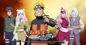 First Naruto 3D Open World Mobile MMORPG Revealed - Naruto: Slugfest!