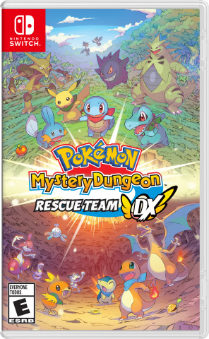 Pokemon-Mystery-Dungeon-DX-SS-3 Pokémon Mystery Dungeon: Rescue Team DX Is Now Available on Nintendo Switch