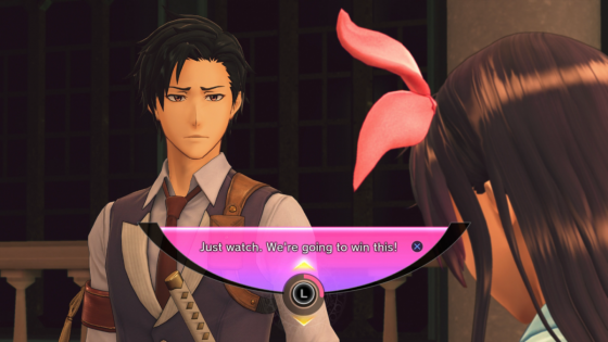 Sakura-Wars-SS-6-560x315 New Sakura Wars Trailer Reveals More About the LIPS System and Relationship Building!