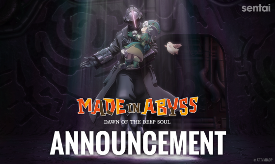 "SentaiNews_MIA_Dawn_of_the_Deep_Soul_Postponed-560x335 Sentai Postpones North American Theatrical Release of ""MADE IN ABYSS: Dawn of the Deep Soul"""