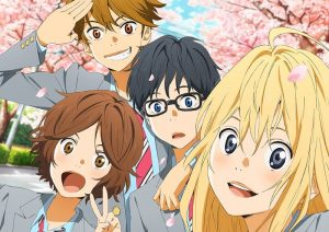 5 Springtime Romance Anime to Bring in the Season