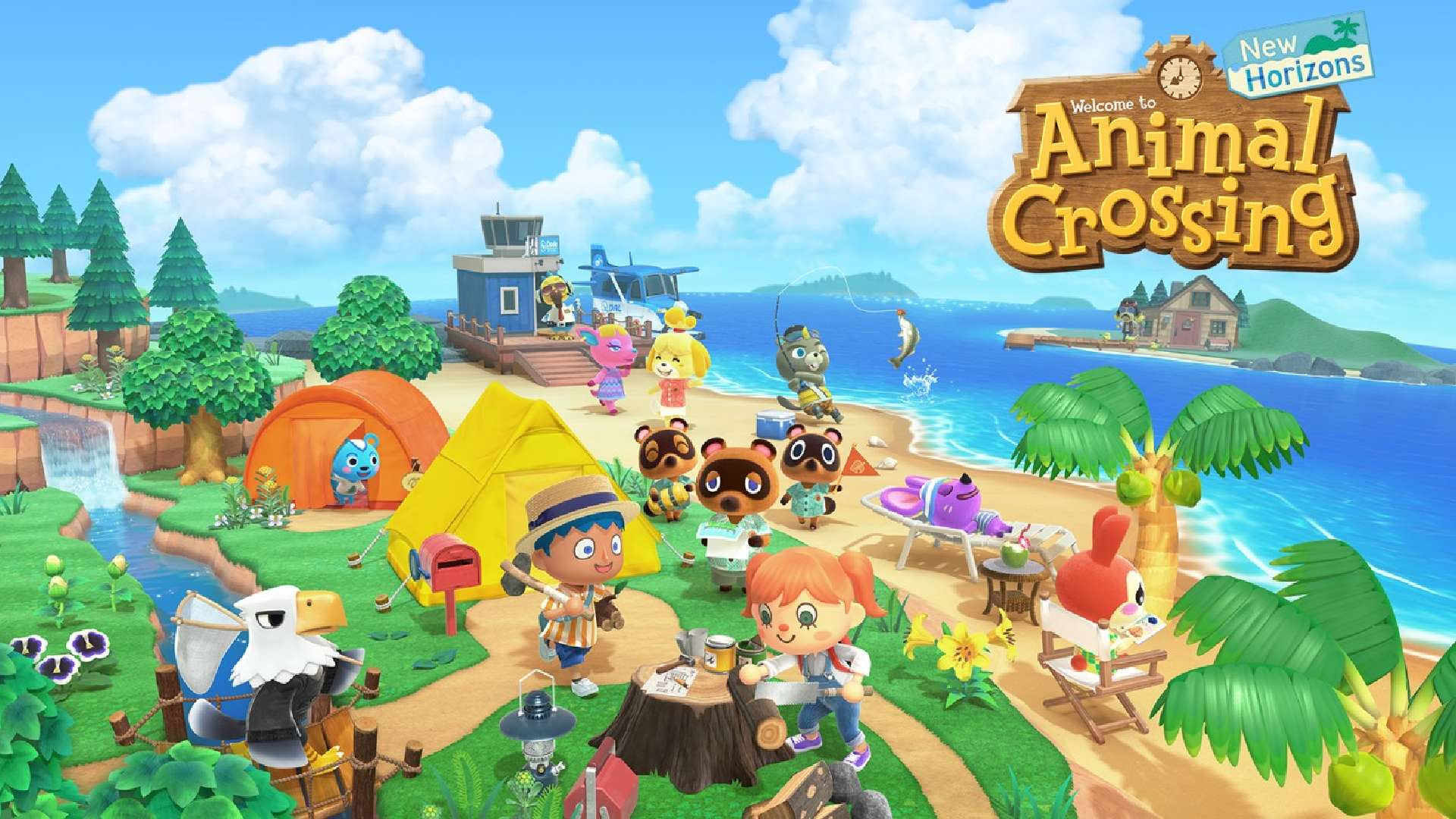 Animal-Crossing-Wallpaper Top 10 Games We Played in 2020 [Best Recommendations]