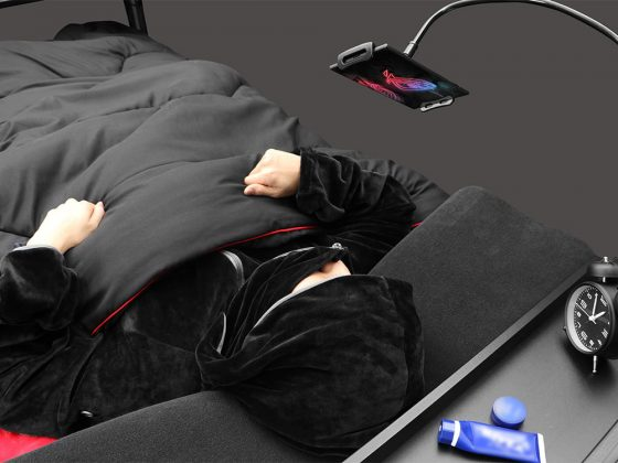 concept-gaming-bed-5-560x420 Put ALL of Your Gaming Worries to Rest! New Gaming Bed from Bauhutte is the NEW Solution!