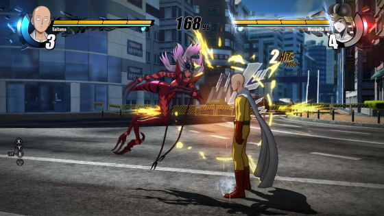 one_punch_man_game_splash-560x315 One Punch Man: A Hero Nobody Knows - PC (Steam) Review