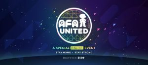 Anime Festival Asia Brings Special Online Event 'AFA UNITED' to Fans April 26th!