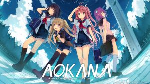 Aokana: Release Date, Limited Edition and New Screenshots Revealed!