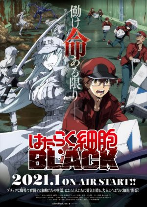 Hataraku Saibou Black (Cells at Work Black)