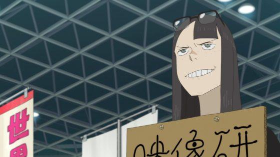 Eizouken-ni-wa-Te-wo-Dasu-na-Wallpaper-4-700x394 Lanky Deadpan Business Queen: Kanamori Sayaka Highlights - Eizouken ni wa Te wo Dasu na! (Keep Your Hands Off Eizouken!)