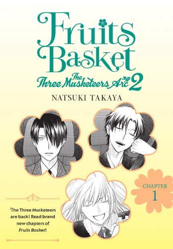 Fruits-Basket-The-Three-Musketeers-Arc-2-348x500 New FRUITS BASKET Digital Manga Chapters Announced By Yen Press