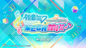 Hatsune Miku: Project DIVA Mega Mix Lights Up the Nintendo Switch Stage Starting Today!