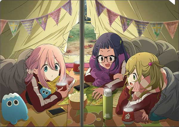 Heya-Camp-Wallpaper Winter 2020 Comedy Anime You Need to Catch Up On