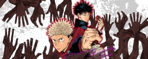 JUJUTSU-KAISEN-Wallpaper-5-684x500 Jujutsu Kaisen Review – A Gritty Shounen with Style and Substance