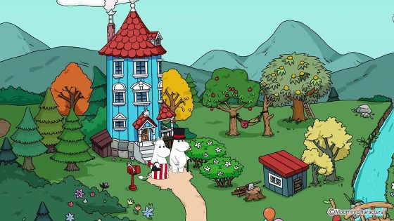 "Moomin-Friends-SS-1-560x294 DMM GAMES Moomin's ""Puzzle Game"" ""Moomin Friends"" Released Globally!"