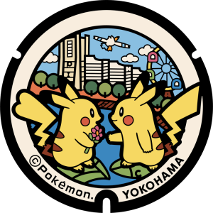 [Otaku Culture] Poke Lids - Manholes Across Japan Are Getting a Pokemon Makeover!