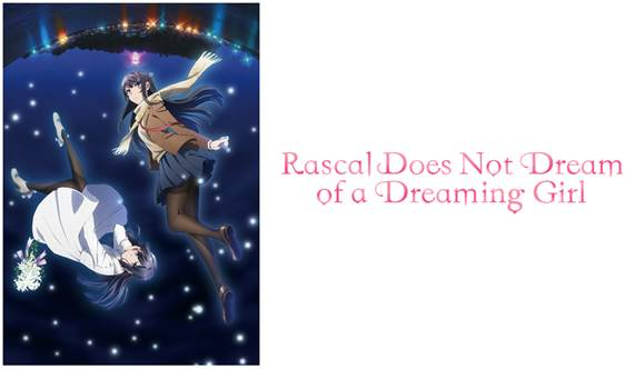 Rascal-Does-Not-Dream-of-Bunny-Girl-Senpai-new-KV-1 Rascal Does Not Dream of a Dreaming Girl Arrives on Blu-ray June 30, 2020