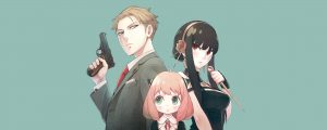 A Spy, an Assassin, and an Esper. What kind of Family is this?