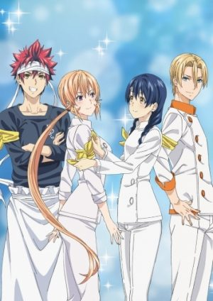 Food-Wars-Shokugeki-no-Soma-Wallpaper-700x394 Shokugeki no Souma: Gou no Sara (Food Wars! The Fifth Plate) Review – Was the Last Dish Served Luke Warm?
