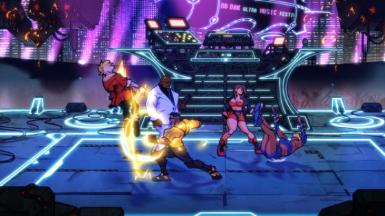 Streets-of-Rage-4-SS-1-560x315 Streets of Rage 4 Video Reveals Playable Pixel Art Fighters and Classic Soundtracks for Retro Tribute to Original Trilogy