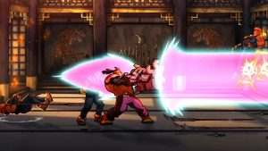 Streets of Rage 4 Starting Fights April 30 on PC and Consoles, Battle Mode Announced