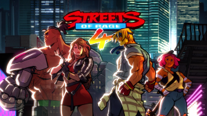 Streets of Rage 4 - PC (Steam) Review