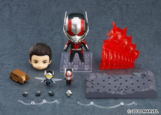 AntMan-Endgame-GSC-1-560x400 Ant-Man: Endgame Ver. DX is Available for Pre-Order for Nendoroid Fans! Get Yours Now!