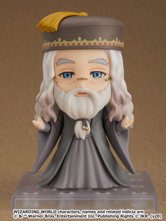 Dumbledore-GSC-3-560x420 Nendoroid Albus Dumbledore and Nendoroid Yennefer are Now Available for Pre-Order!