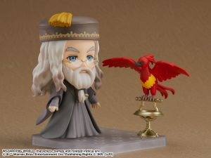 Nendoroid Albus Dumbledore and Nendoroid Yennefer are Now Available for Pre-Order!