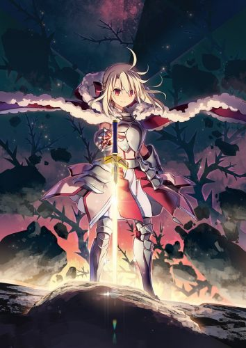 Fate-Kaleid-liner-new-movie-KV-354x500 Fate/kaleid liner Prisma☆Illya Will Officially Receive a Third Movie!