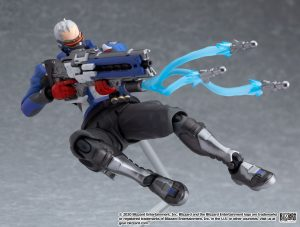 Figma Soldier: 76 is Now Available for Pre-Order!