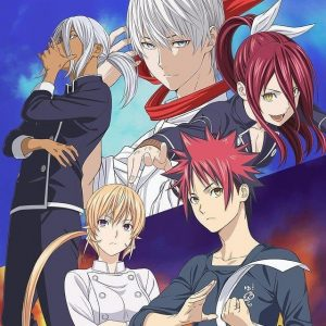 Shokugeki no Souma (Food Wars!) – An In-Depth Look into the Nakiri Family