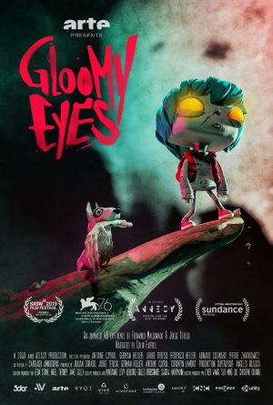"Latest ARTE VR Animation Movie ""Gloomy Eyes"" Out Now on Oculus Quest"