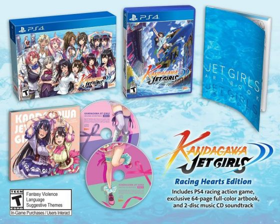 Kandagawa-Jet-Girls-SS-1 XSEED Games Announces Kandagawa Jet Girls; Arriving on PlayStation 4 and Windows PC This Summer