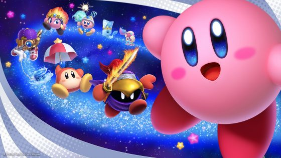 Kirby-Wallpaper-560x315 Gotta Download Em' All! Nintendo Gives Away Free Wallpapers!