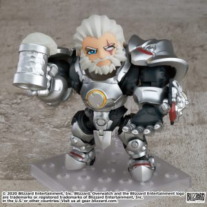 Nendoroid Reinhardt: Classic Skin Edition is Now Available for Pre-Order!