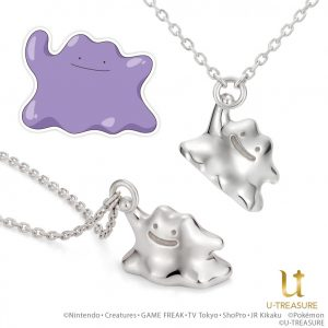 """Transform"" into a Fashion Otaku with This Beautiful Ditto Necklace!"