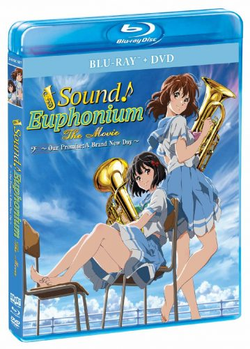 Sound-Euhphonium-Blu-Ray-SS1-359x500 'Sound! Euphonium: The Movie - Our Promise: A Brand New Day' Out June 2
