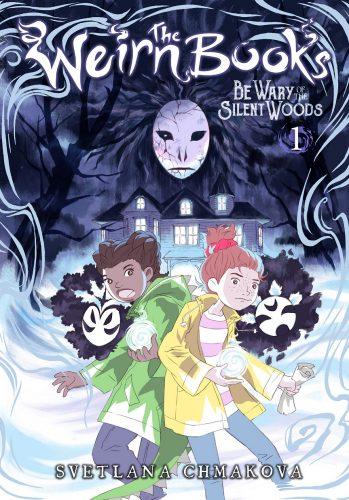 The-Weirn-Books-V1-Cvr-349x500 Famed Comics Creator Svetlana Chmakova's New WEIRN BOOKS Debut In June