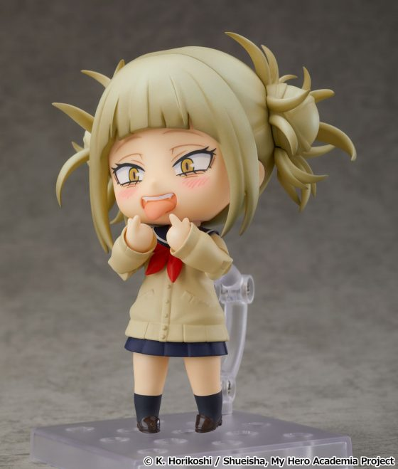 Toga-GSC-SS-1-560x332 Good Smile Company's newest figure, Nendoroid Himiko Toga is now available for pre-order!