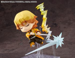 Nendoroid Zenitsu Agatsuma is Now Available for Pre-Order!