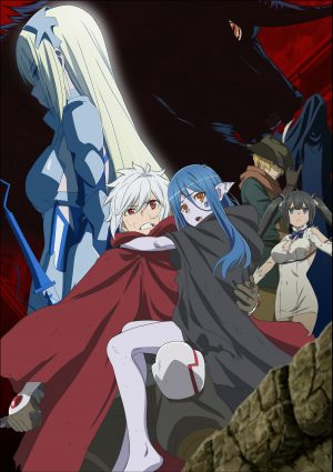 "Third Season of ""Is it Wrong to Try to Pick Up Girls in a Dungeon?"" Coming this Fall Courtesy of Sentai!"
