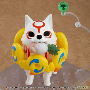 Nendoroid Amaterasu DX Ver. and Nendoroid Amaterasu Are Yours to Pre-Order!