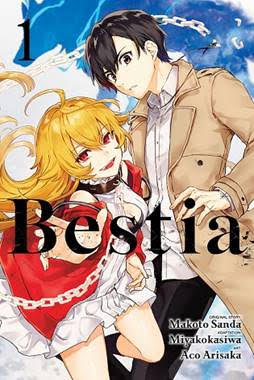 Bestia-Manga-Yen-Press-SS1 Yen Press Launches BESTIA Fantasy Adventure Manga Series