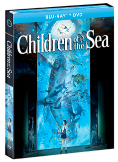 Children-of-the-Sea-SS-1 CHILDREN OF THE SEA is Available on Digital, Blu-ray and DVD September 1st