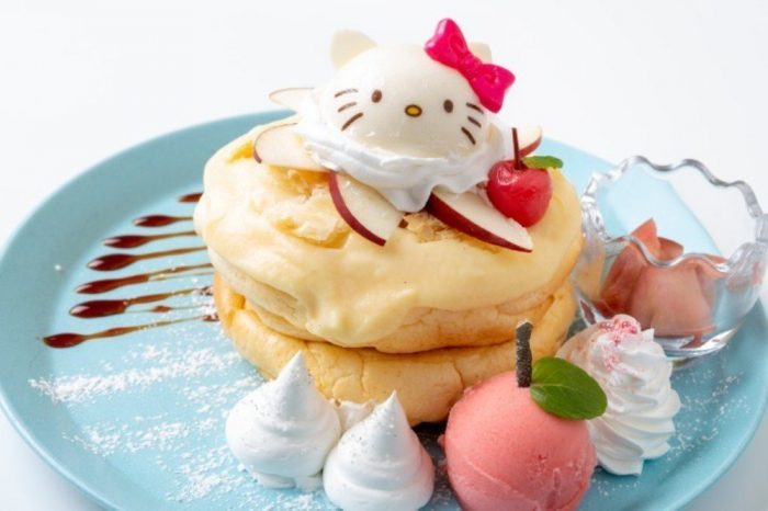 CutePancakes-700x466 Bring the Harajuku Sensation of Souffle Pancakes to Your Home!