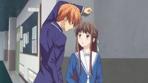 The Kyo and Tohru Ship is Sailing and We're All On Board! - Fruits Basket 2nd Season