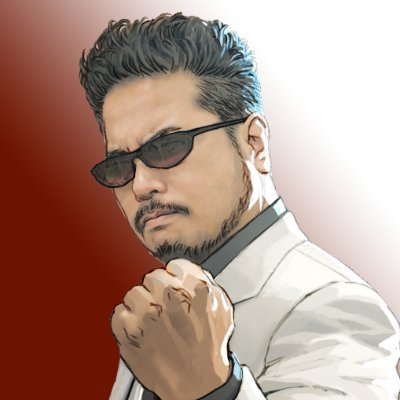 Harada-Tekken SIT THE HELL DOWN! Happy Birthday to Katsuhiro Harada!