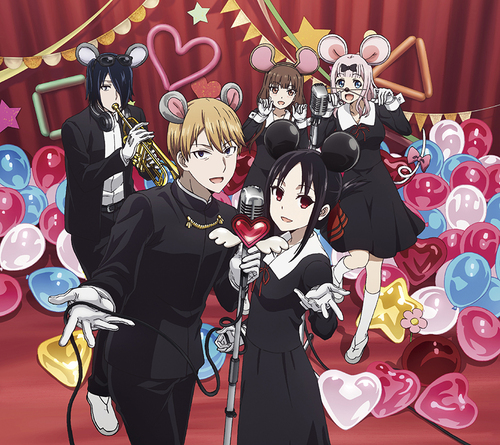 Kaguya-sama-wa-Kokurasetai-Wallpaper Streaming Service ABEMA Releases Spring 2020 Anime Rankings! Kaguya-sama: Love is War Wins Twice!