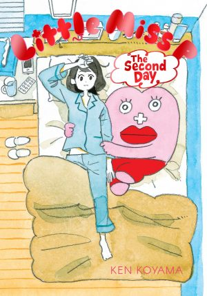 Japan's Menstrual Manga Hero Returns In New LITTLE MISS P Release From Yen Press