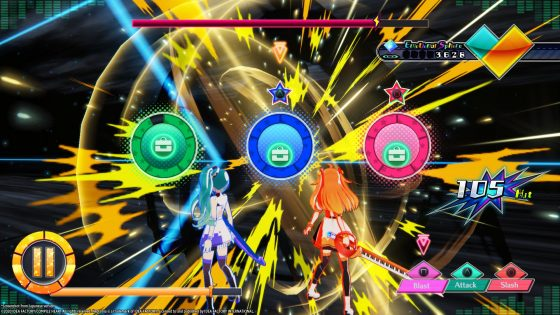 Neptunia-Virtual-Stars-SS1 Neptunia Virtual Stars Heads Westward for PS4 in 2021!