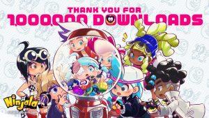 Ippon! Ninjala Surpasses 1 Million Downloads in Just 16 Hours After Launch